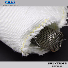exhaust heat wrap for motorcycle muffler