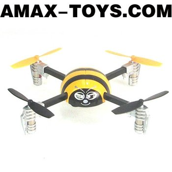 rm-1081997 rc quadcopter Brand New 2.4G 4CH micro drone with 6-Axis Gyros