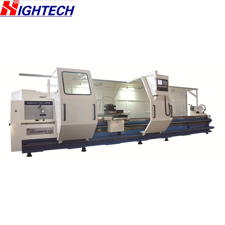 CNC Horizontal Metal Working Large Dimensions Lathe Machine