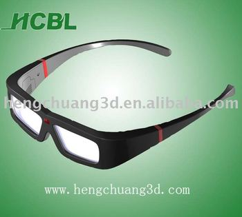 Infrared shutter 3D glasses for xpand cinemas movies 3d tv make in shenzhen china