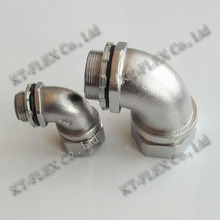 Stainless Steel Liquid-Tight Conduit Connector