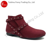 Lovely Sweet New Design High Quality Ankle Support Shoes
