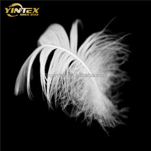 2-4cm white goose down feathers for pillow filling materials