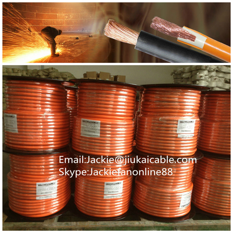 Super Quality Flexible Copper Welding Wire fiber optic cable welding butt welded pipe fitting