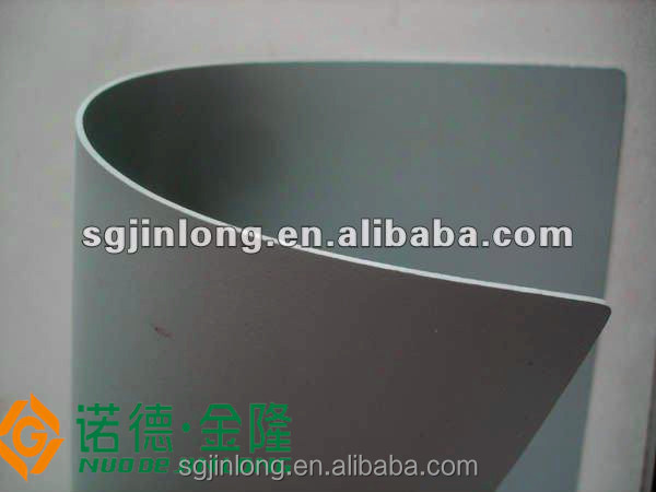 1.2-2.0mm JINLONG PVC waterproof membrane building construction materials with CE certificates