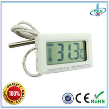Portable Small Car Thermometer In Out