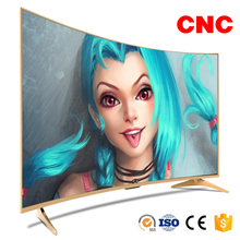 Alibaba Trade Assurance 55 Inch Curved Led Lcd Tv For Home