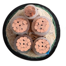 5 core 25mm2 35mm2 50mm2 70mm2 xlpe insulated PVC electrical copper armoured power cable