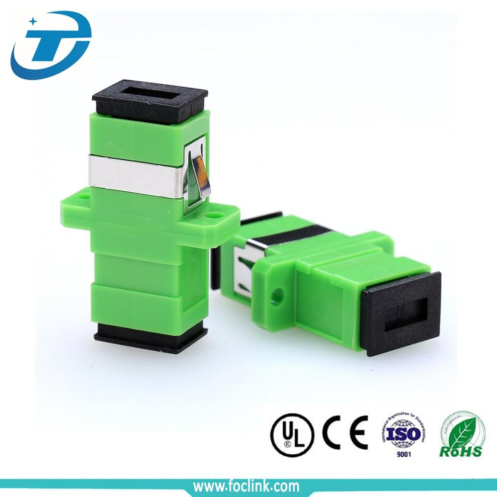 SC APC Singlemode Simplex adapter 1