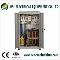 servo motor control 3 phase ac automatic voltage stabilizer/regulator 380V 415V