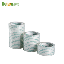 reliable supplier hot melt bopp packing tape jumbo roll