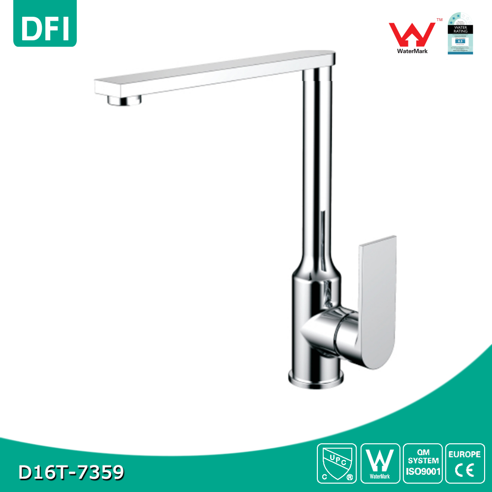 Paint Chrome New Form Kitchen Faucet Promise