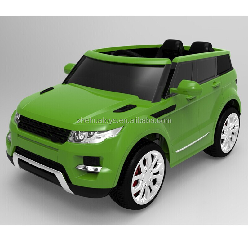 12v kids ride on suv car with two seats electric toy cars for Motorized cars for older kids