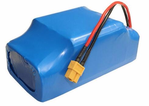 36v 4.4ah lithium battery pack for electric scooter self balance