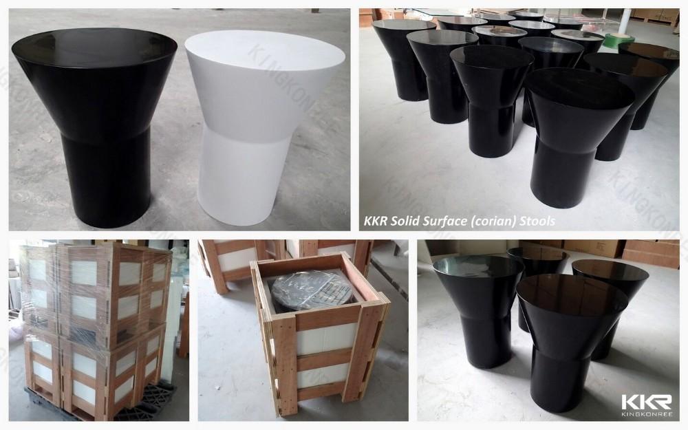 Custom Artificial Stone Acrylic Bath Shower Stool Buy