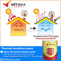 VIT nano thermal insulation, nano ceramic coating , nano glass thermal insulation