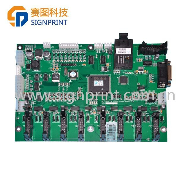 Good price!!Original Print head control board for Flora LJ 3204P PQ512/4 heads printer