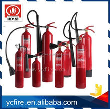 Soncap Certificate, CO2 Fire Extinguishers