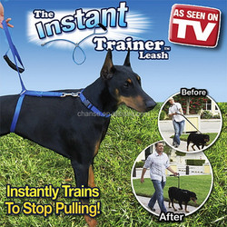 Instant Trainer Leash As Seen On TV Large Over 30 lbs.Dogs Walking Training Harness Leash Leader