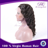 Wholesale beauty supply Best human hairs short grey haired wigs
