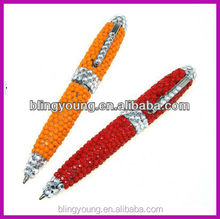Fashion jewelled crystal bling pen