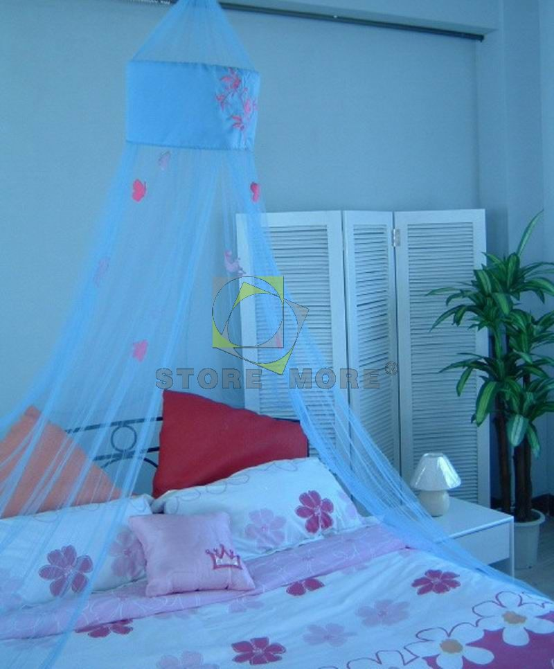 Cheap Solid Canopy Bed Curtain