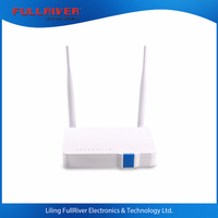 300M 2T2R MIMO Wireless Router IP QoS,NAT