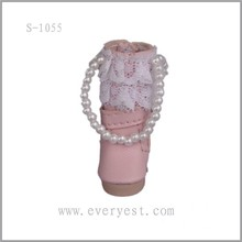 new product 2015 small doll shoes ,High Quality 18 Inch Dolls Shoes,high heeled american doll shoes pink