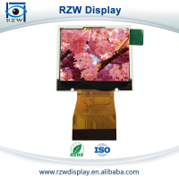 Custom 160x240 1.5 inch PMP lcd display module manufacturer
