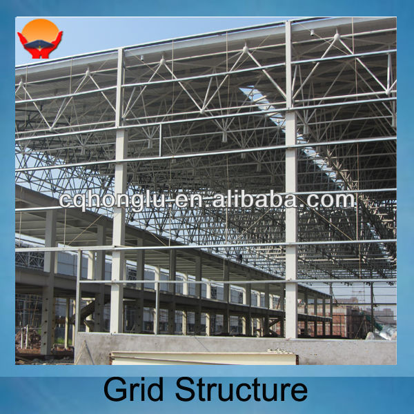 High Quality Light Steel Grid Structure