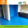 High strength liquid waterproofing coating