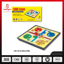 Loongon plastic magnetic Ludo board game