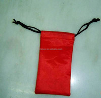 Red Waterproof Mobile Phone Bags For Girls