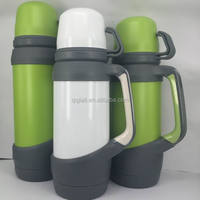 yongkang factory stainless steel vacuum flask thermos travel pot with double wall cups