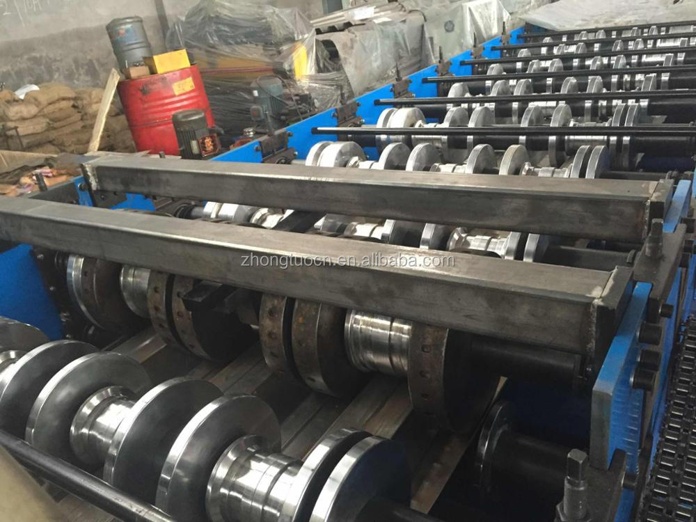 Floor decking metal panel roll forming machine manufacturer machines