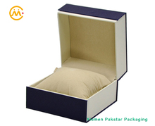 Wholesale single slots luxury bracelet small jewelry paper gift box
