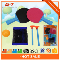 Small size kids indoor sport toys plastic pingpong toy for sale