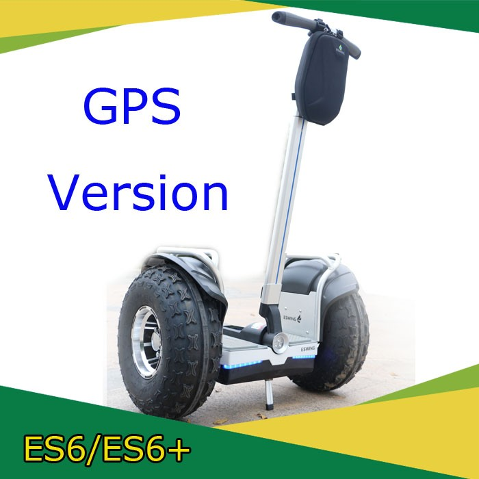 Eswing ES6+ smart scooter of off-road 63V 13Ah ES6+ Brushless DC Motor foot scooter