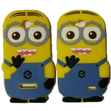 Despicable me minion Cases for alcatel one touch pop c5/5036d C7 C9 C50 phone cover