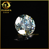 wholesale 0.5ct 3mm loose perfect ideal cut blue moissanite stone