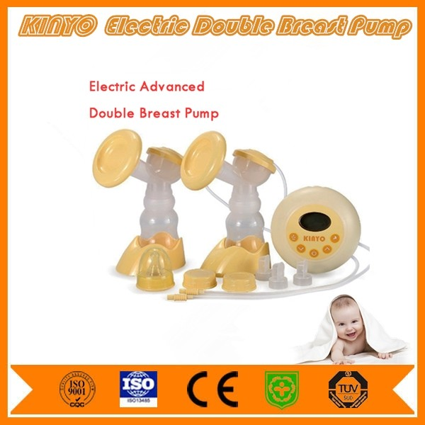 Electronic FDA newest professional medela swing electric double breast pump big LCD