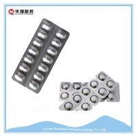 Printed Pharmaceutical packing use Cold forming aluminum blister foil