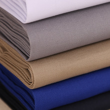 China wholesale cheap 100 % cotton dyed cotton twill fabric for pants