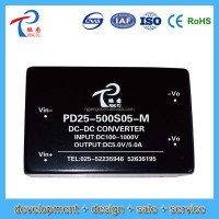 PD-M Series 5-25W DC/DC solar pv Power Supply module