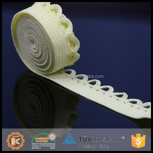 Superior quality good wear resistance fit and non-slip multi-purpose beautiful crocheted webbing