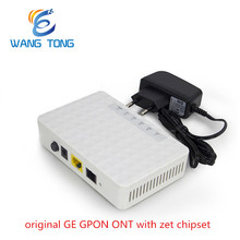 1 GE FTTH/FTTO GPON ONU compatible with famous olt