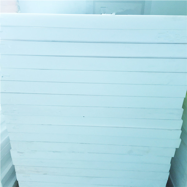 Hot sale Non-toxic Natural Color PTFE sheet Teflon sheet Plastic F4 sheet