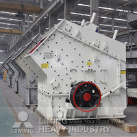 fine rock breaker of Impact Crusher