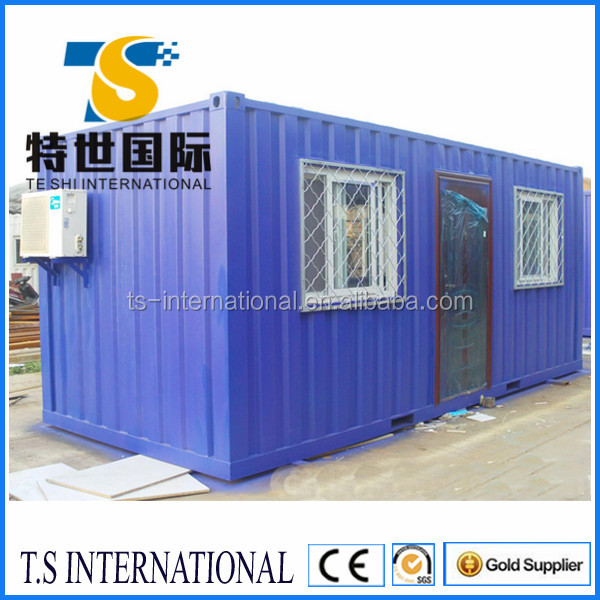 Sandwich panel Eco-friendly Flat pack CE&TUV certified New type Economical prefabricated cheap prefab solar power container