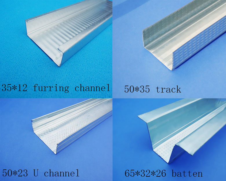 Perimeter trim l angle galvanized wall angle buy steel profile l angle gal - Profil system baillargues ...